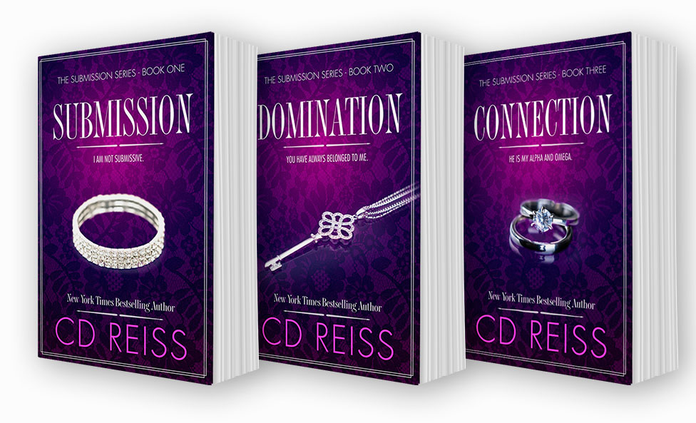 The SUbmission Series by New York Times Bestselling Author CD Reiss