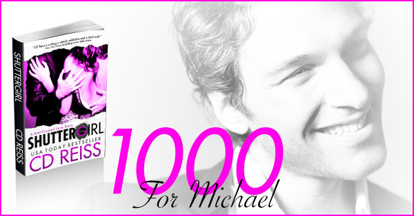 SHUTTERGIRL 1000 FOR MICHAEL CD REISS