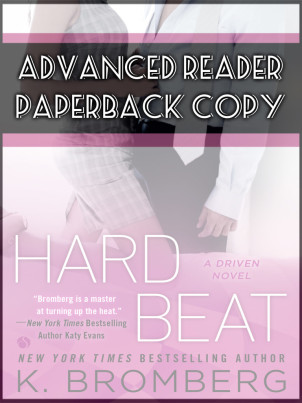 """WIN a Paperback ARC of Hard Beat by Kristy """"Colton Creator"""" Bromberg"""