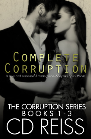 Complete Corruption – Spin, Ruin, and Rule in one book!