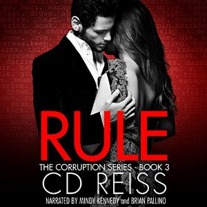Rule The Corruption Sereis Book 3 CD Reiss