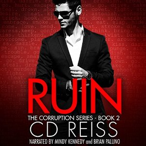 Ruin The corruption Series - Book 2 CD Reiss