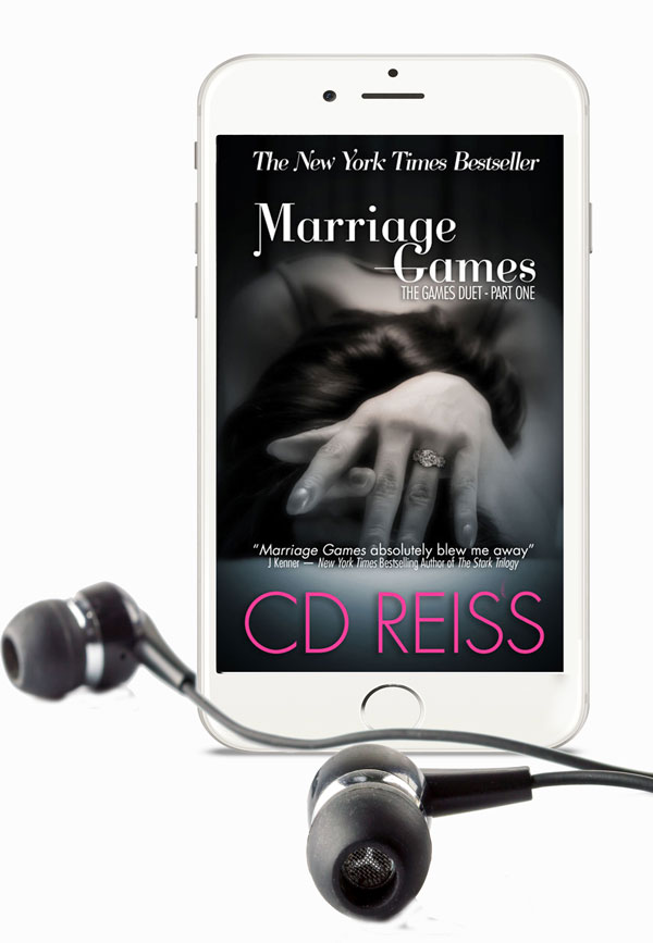 Marriage Games, Audiobook by New York Times bestselling romance author CD Reiss