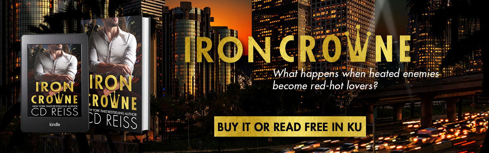 Get Iron Crowne