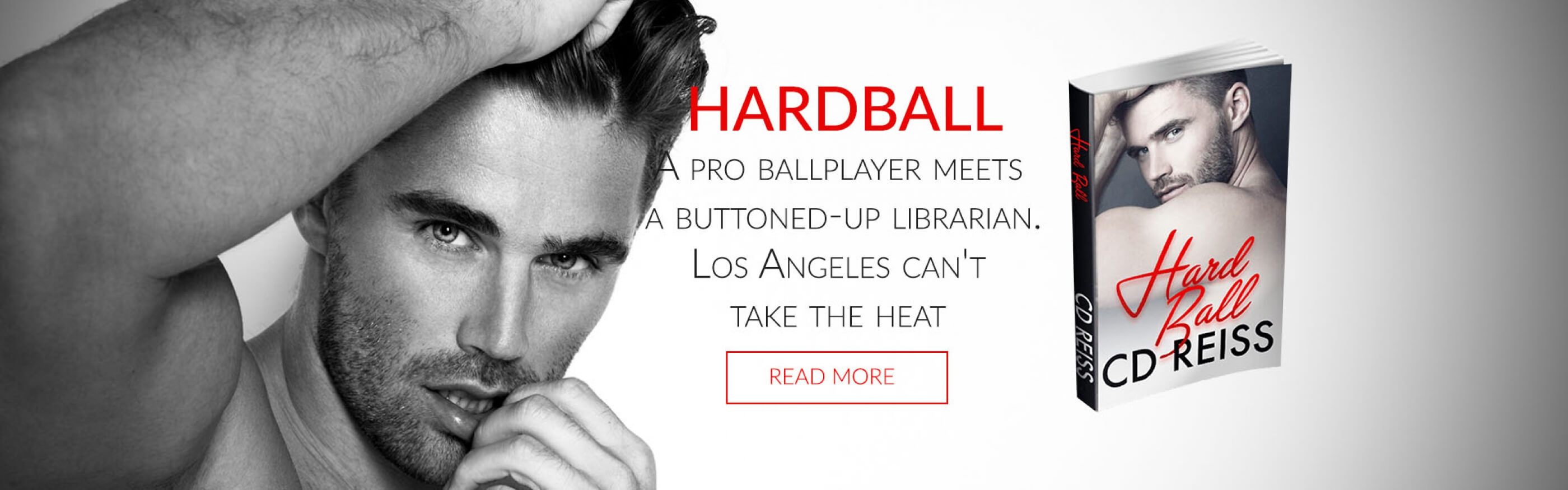 Hardball by NYT Bestselling Romance Author CD Reiss