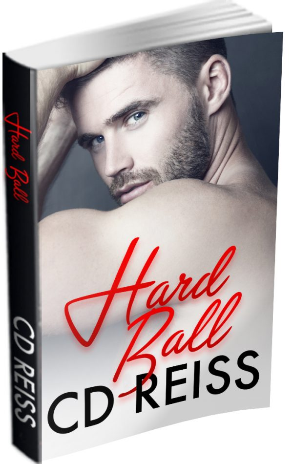 Hardball by CD Reiss
