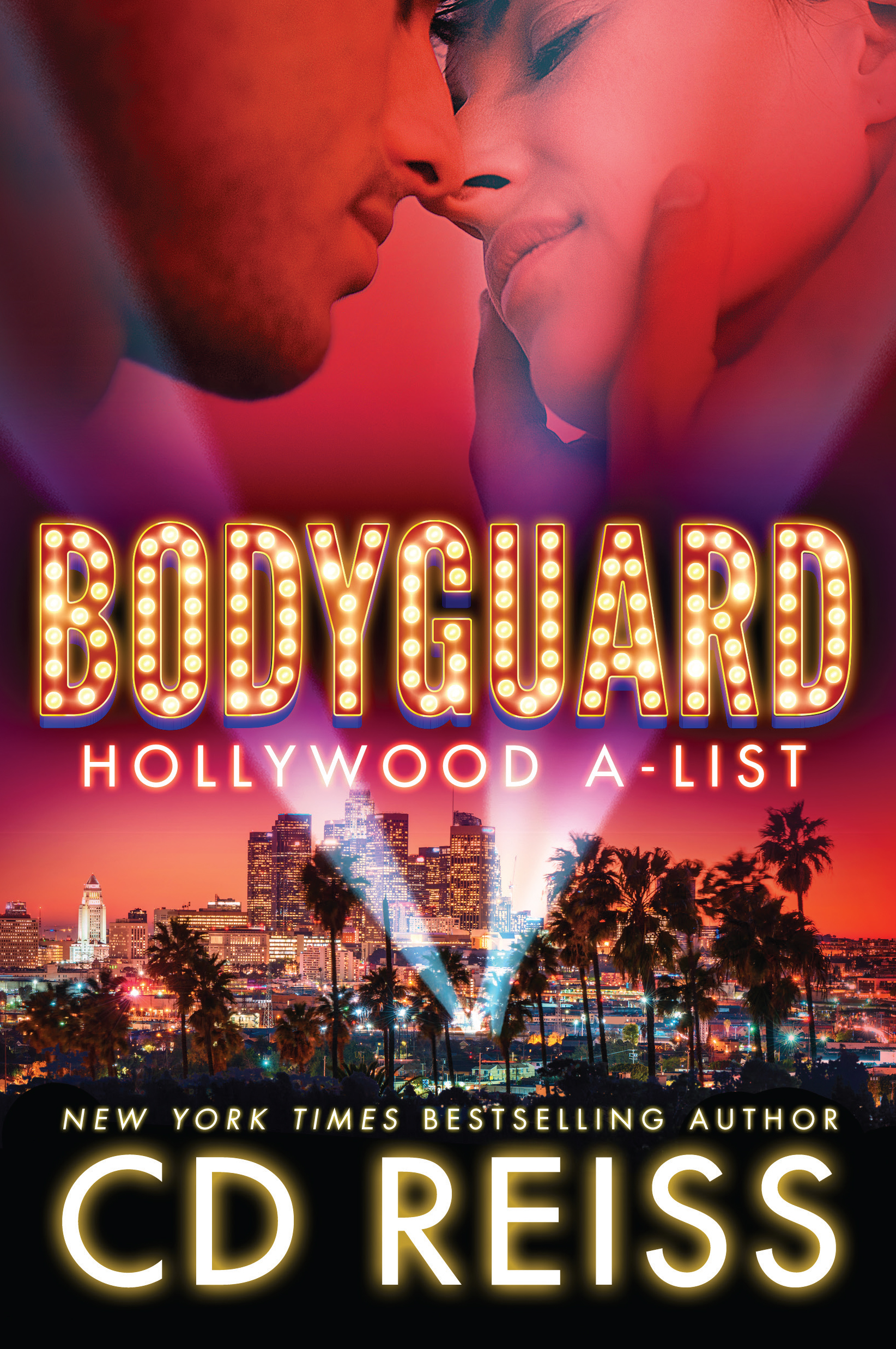 BODYGUARD by New York Times bestselling Romance Author CD Reiss