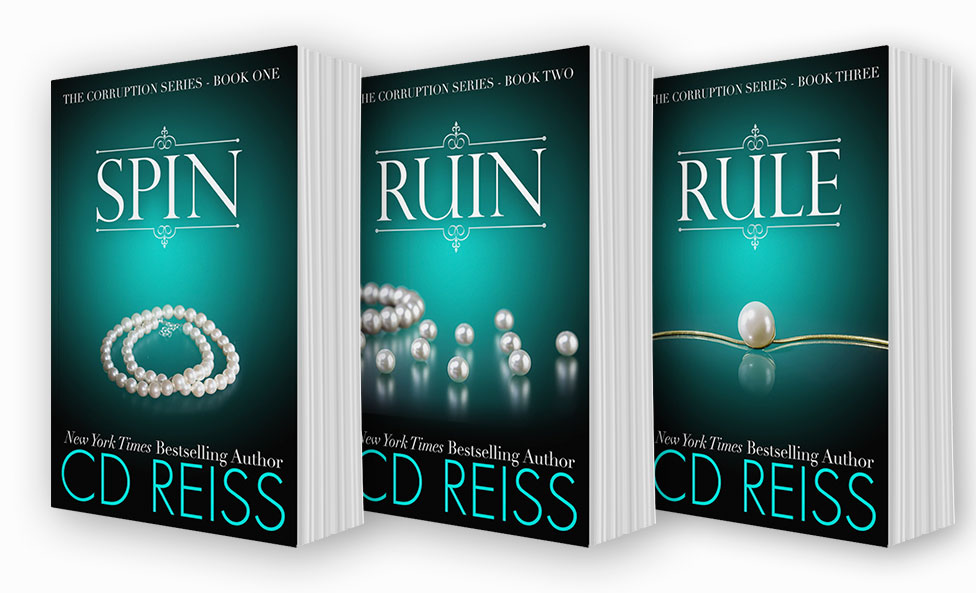 The Corruption Series by New York Times Bestselling Author CD Reiss