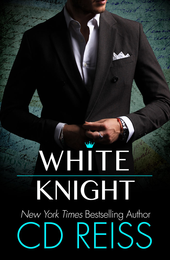 White Knight, part of the American Royalty series by New York Times bestselling Romance Author CD Reiss